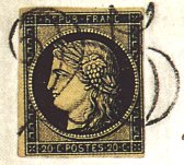 Timbres taxe à double traits